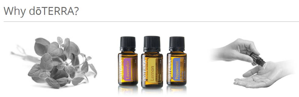 why choose doterra