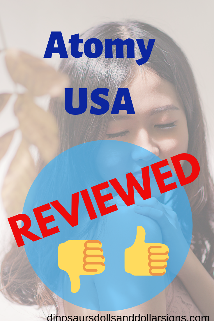Atomy USA Product Review